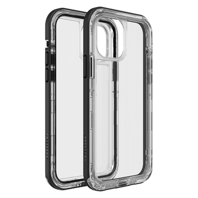 "LifeProof NËXT Case For iPhone 12 / 12 Pro (6.1"") Black Crystal"