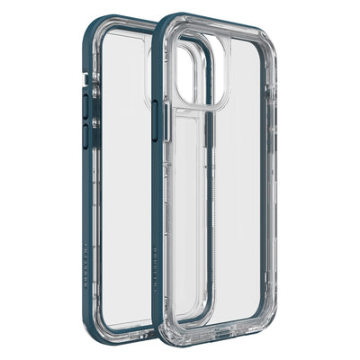 "LifeProof NËXT Case For iPhone 12 / 12 Pro (6.1"") Clear Lake"