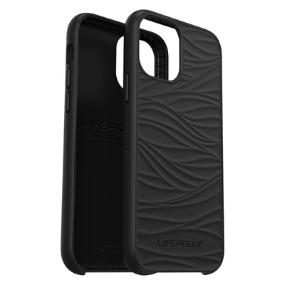 "LifeProof WĀKE Shockproof Case For iPhone 12 / 12 Pro (6.1"") Black"