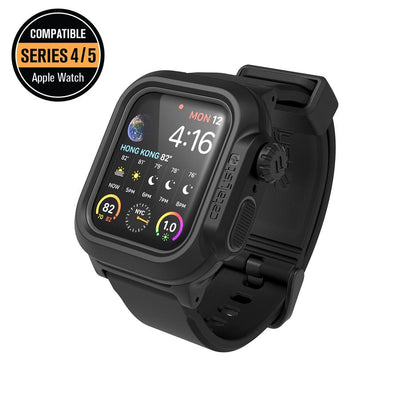 Catalyst Waterproof Case for Apple Watch Series 4 & 5 for 40mm - Stealth Black