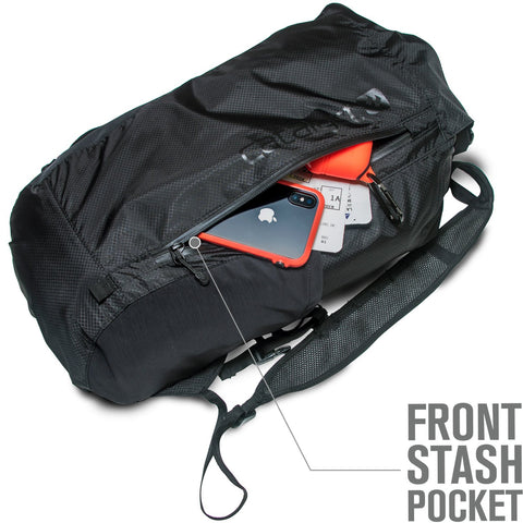 CATALYST Waterproof Backpack 20L - Black