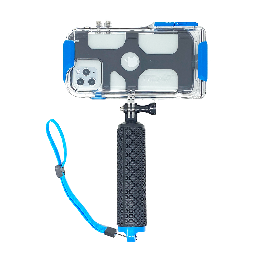 ProShot Touch for iPhone 11 / 11 Pro Max / XS Max / XR with Floating Hand Grip