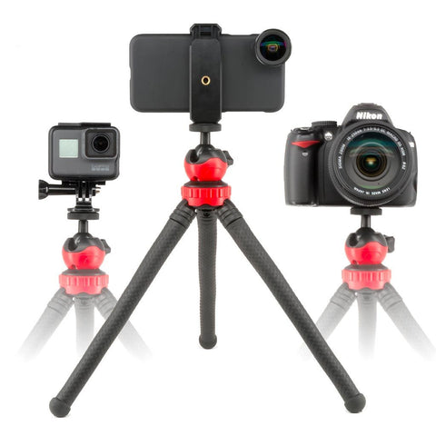 Flexible Tripod Grip
