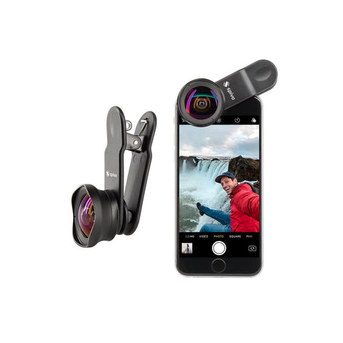 Travel Lens + iPhone Case Bundle