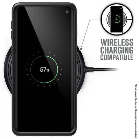 CATALYST Impact Protection case for Galaxy S10 - Black