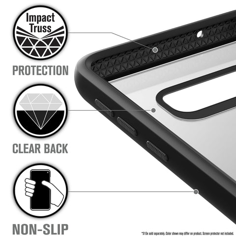 CATALYST Impact Protection case for Galaxy S10e - Black