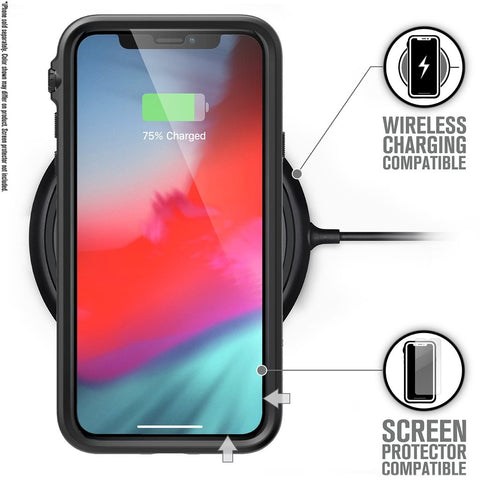CATALYST Impact Protection Case for iPhone X/Xs - Black