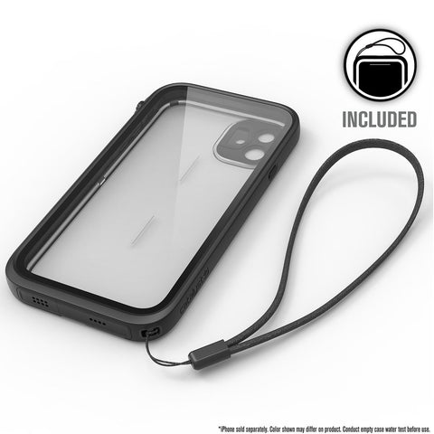CATALYST Waterproof Case for iPhone 11 - Black
