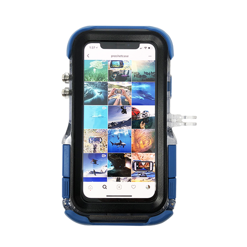 ProShot Touch for iPhone X / Xs / 11 Pro with Floating Hand Grip