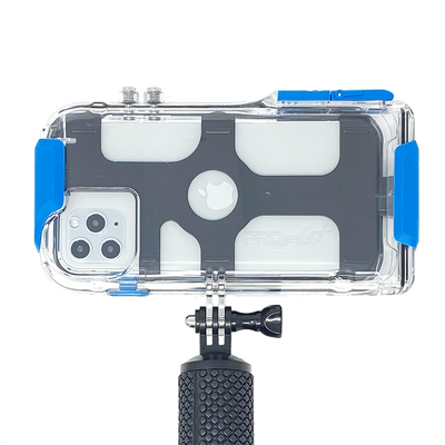 ProShot Touch for iPhone 11 Pro Max with Floating Hand Grip