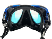 Tidal Mask with Advanced Anti-Fog Technology by ProShot