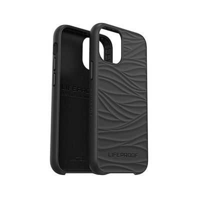 "LifeProof WĀKE Shockproof Case For iPhone 12 mini (5.4"") Black"