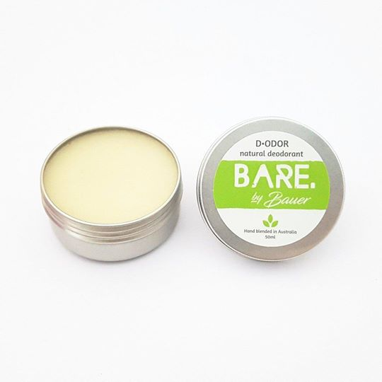 Bare by Bauer Deodorant - D-ODOR (30ml)