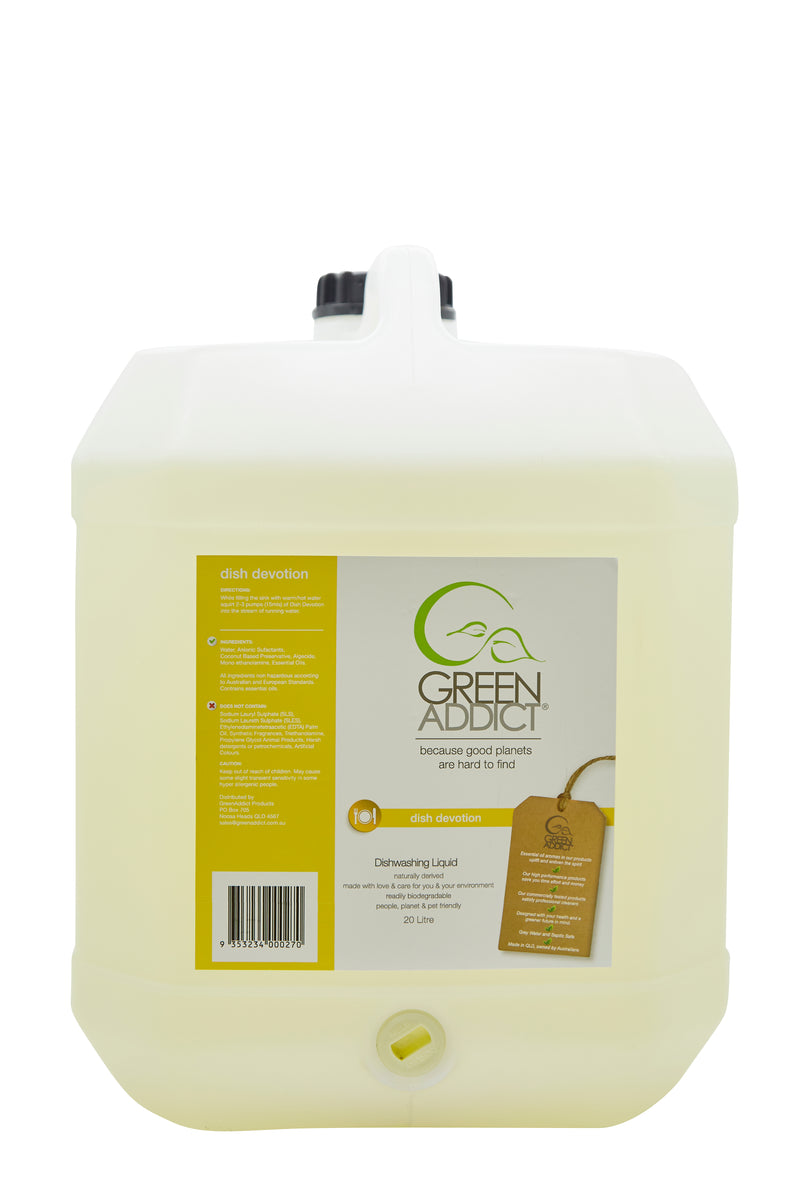 GreenAddict Dish Devotion Natural Dish Detergent (500ml)