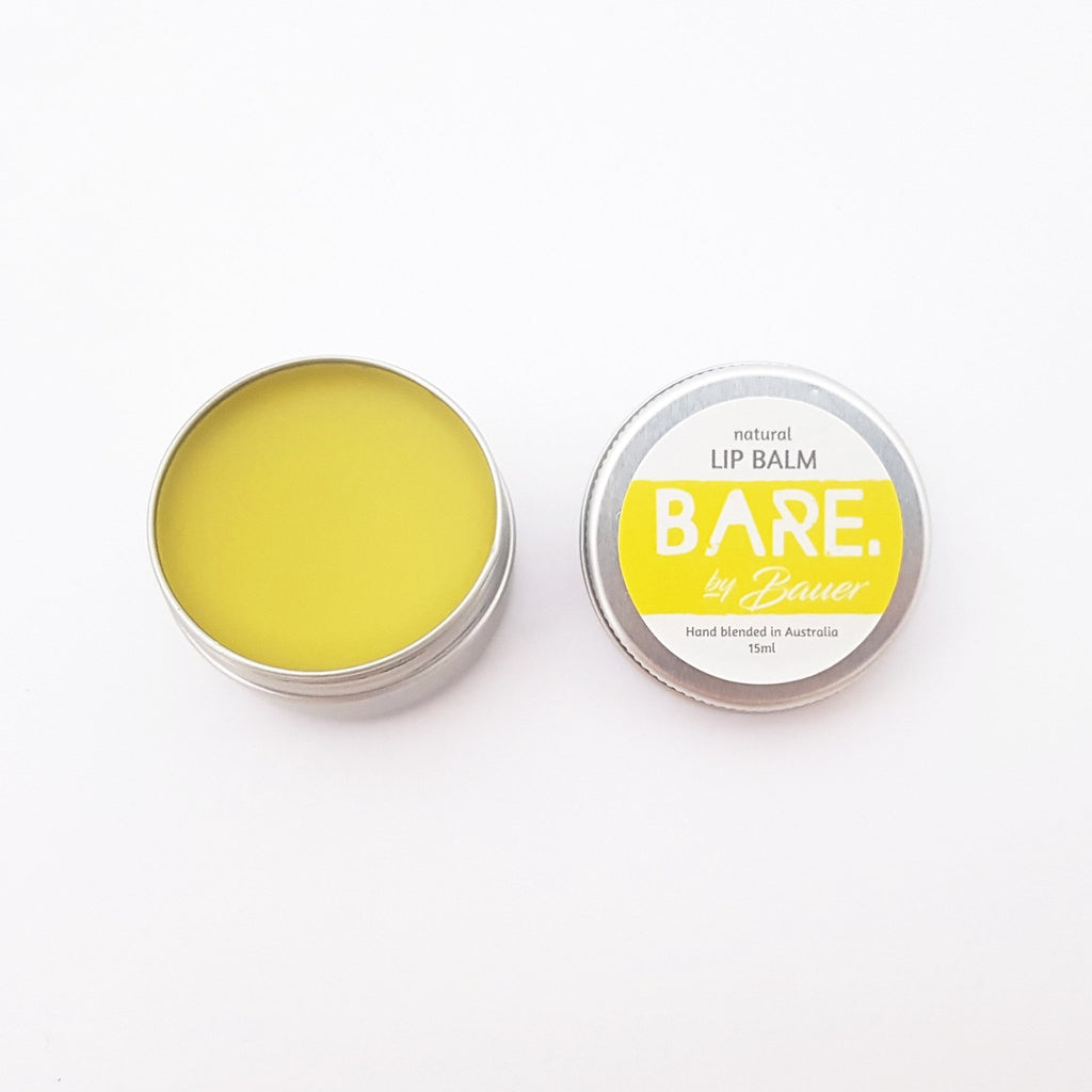 Bare by Bauer Lip Balm (15ml)