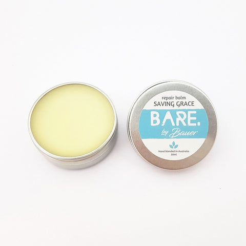 Bare by Bauer Body Scrub Lime and Coconut (250g)