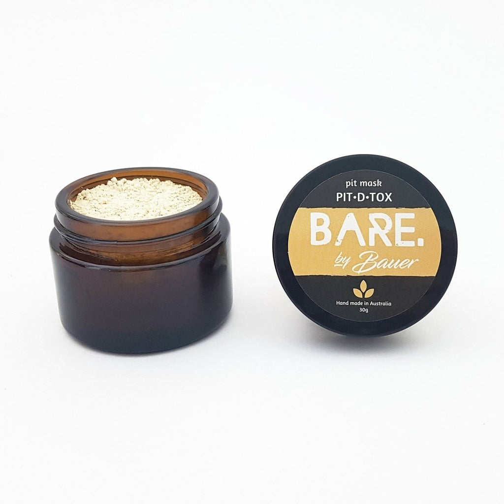 Bare by Bauer Pit Detox (30g)