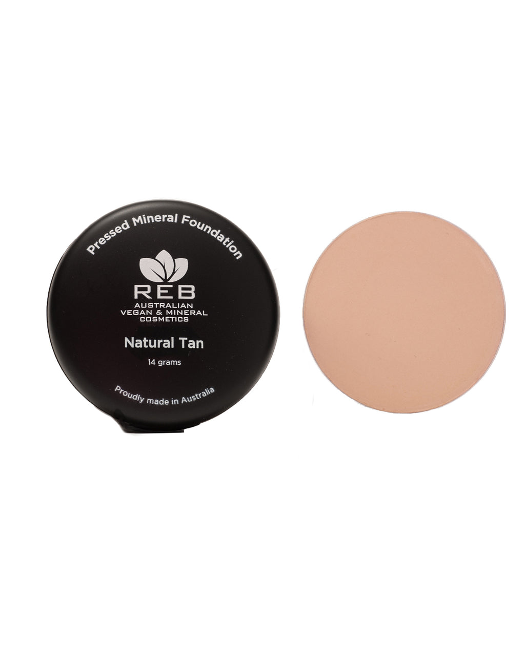Reb Cosmetics Pressed Mineral Foundation (14g)
