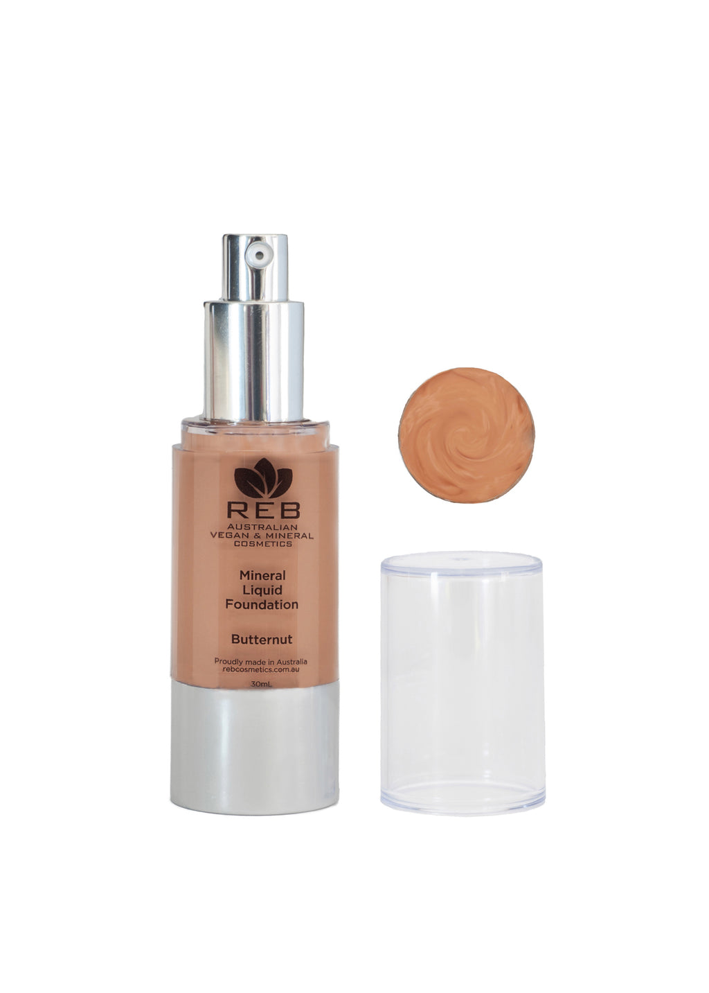 Reb Cosmetics SPF 25 Liquid Foundation (30ml)