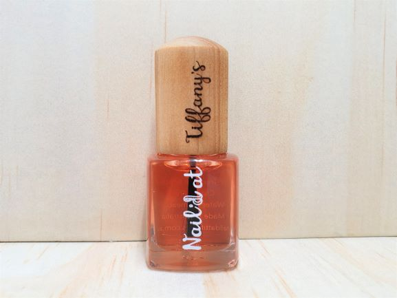 Nail'd at Tiffany's Vegan Strawberry Cuticle Oil (9ml)