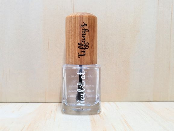 Nail'd at Tiffany's Vegan Sweet Fix Top Coat (9ml)