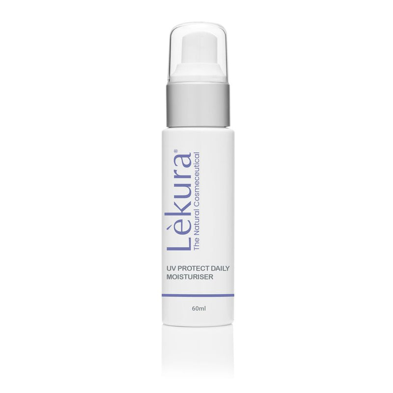 Lekura SPF 15 UV Protect Daily Moisturiser (60ml)