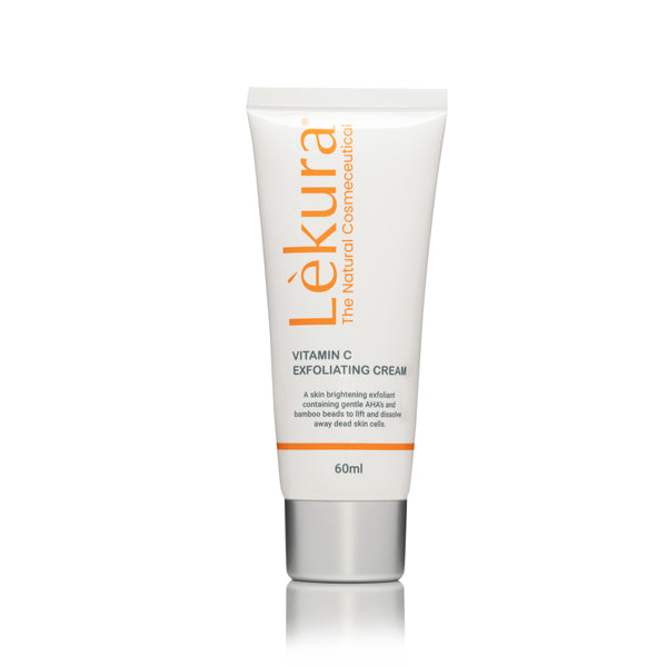 Lekura Vitamin C Exfoliating Cream (60ml)