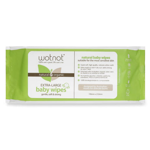Wotnot 100% Natural and Organic Baby Balm (100ml)
