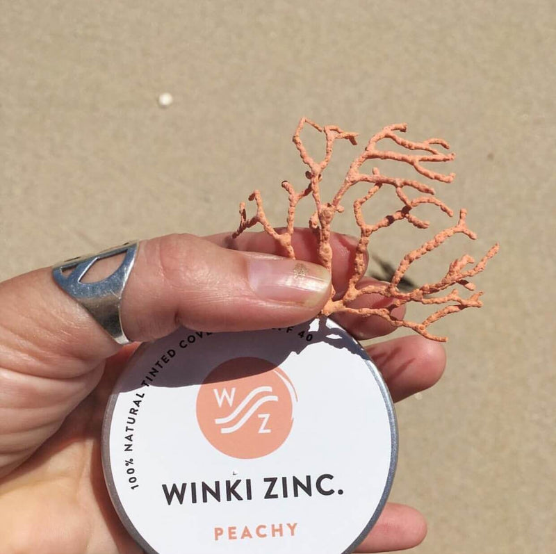 Winki Zinc Natural Zinc Tin (70ml)