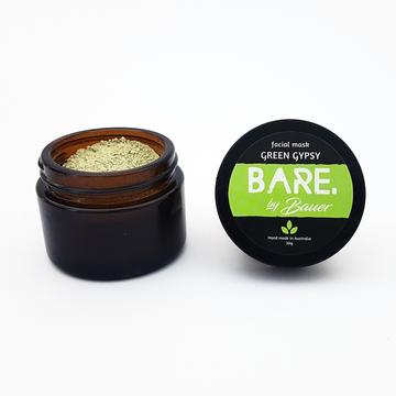 Bare by Bauer Facial Mask Green Gypsy (30g)