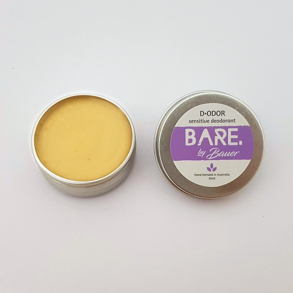 Bare by Bauer Sensitive Deodorant - D-ODOR (30ml)