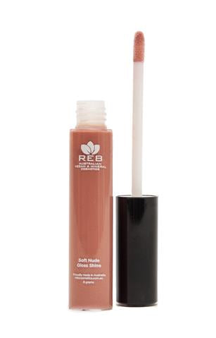 Reb Cosmetics Soft Nude Lip Gloss (8g)