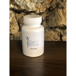 SlimChroma (Natural Appetite Suppressant) - SlimFit Alabaster