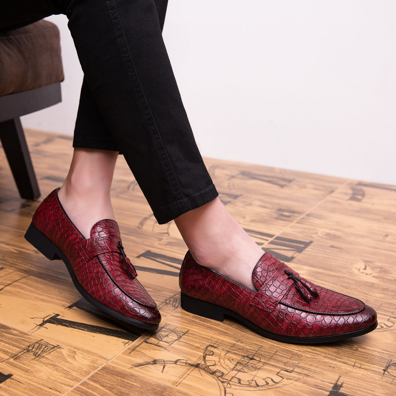Damascus Loafers