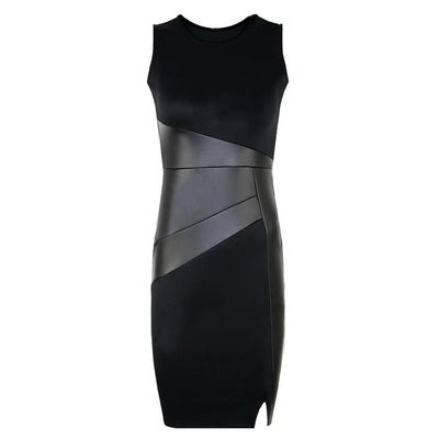 Seledona Noir Dress