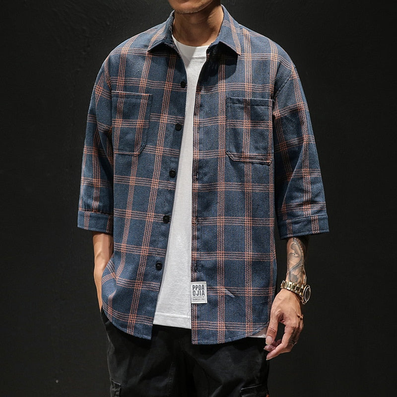 Dorchester Plaid Shirt