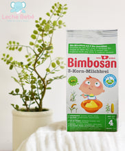 Load image into Gallery viewer, Bimbosan Swiss Organic 3 Grain Milchbrei