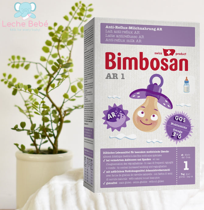 Bimbosan AR Swiss Anti- Reflux Infant Milk Formula Stage 1