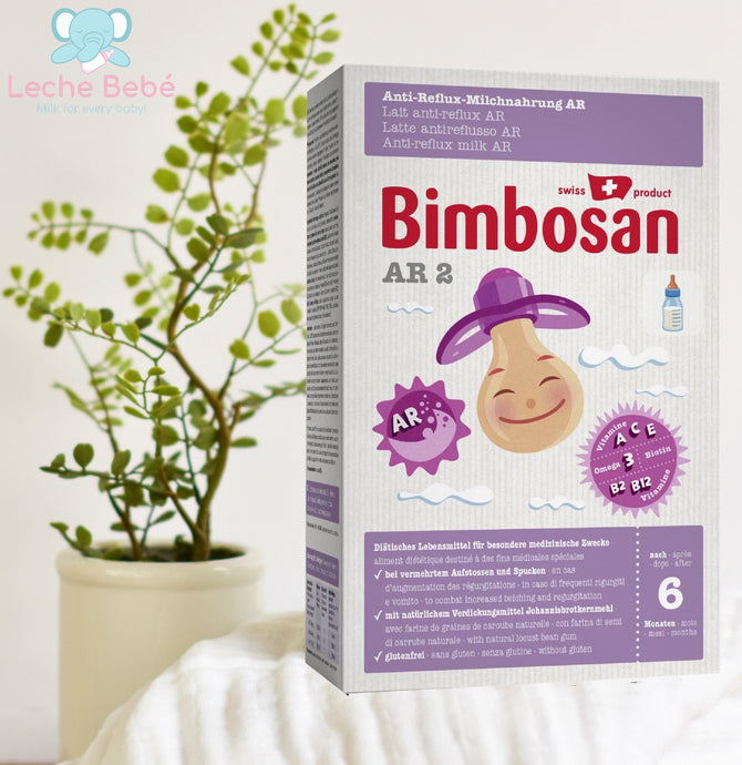 Bimbosan AR Swiss Anti- Reflux Infant Milk Formula Stage 2