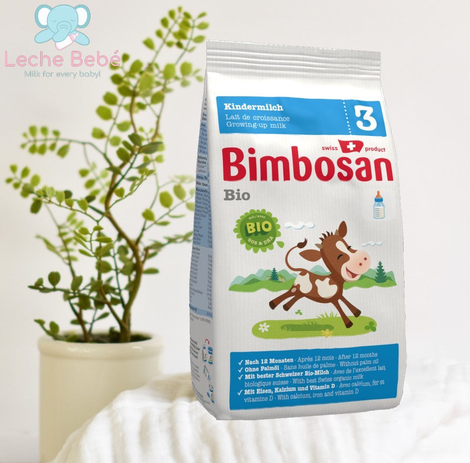 Bimbosan Swiss Organic Stage Toddler Milk Formula Stage 3