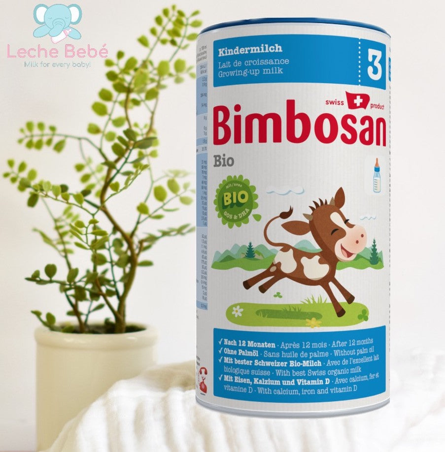 Bimbosan Swiss Organic Toddler Milk Formula Stage 3