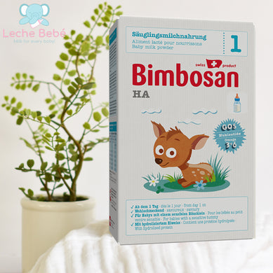 Bimbosan HA Swiss Hypoallergenic Infant Milk Formula Stage 1