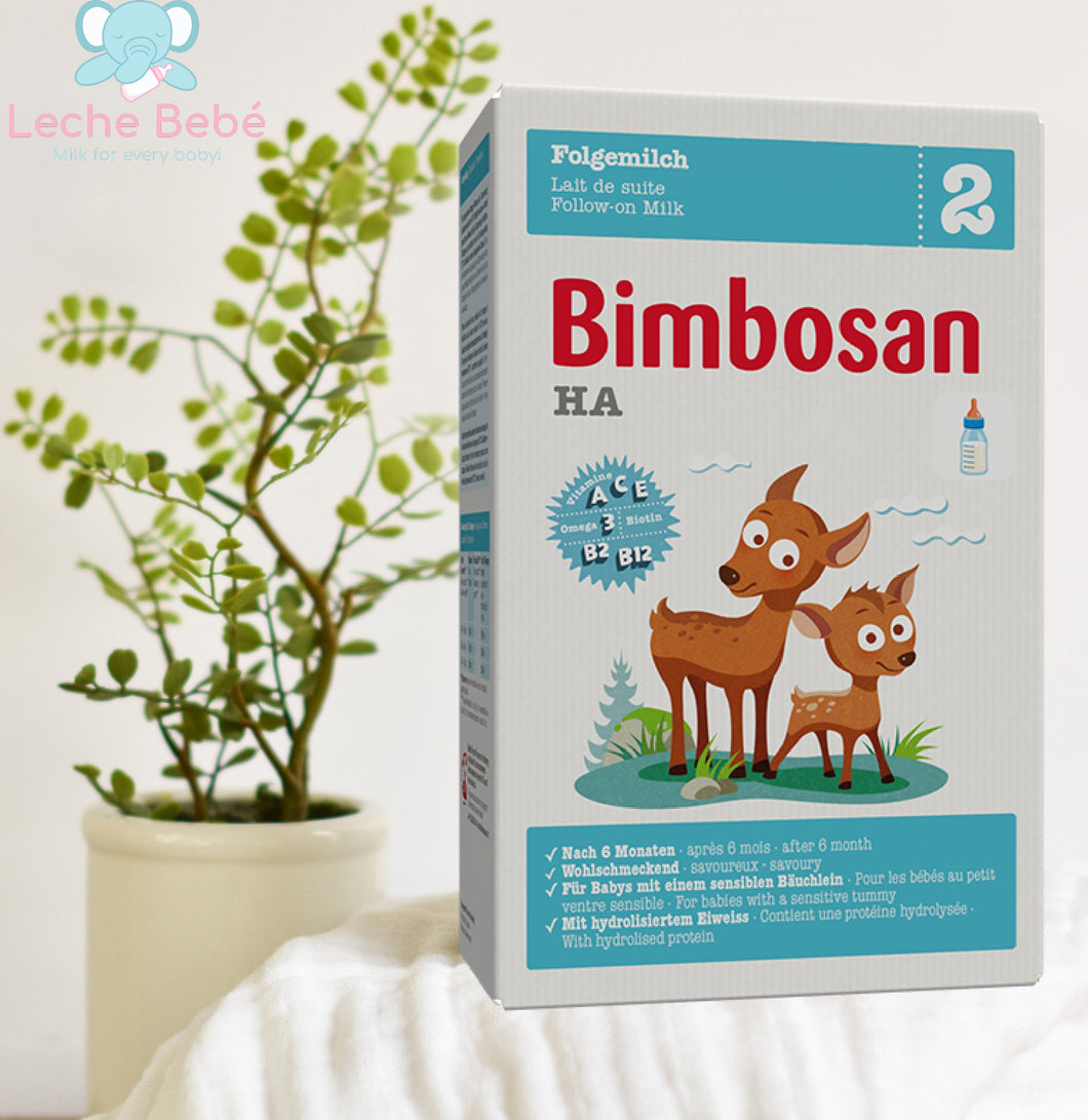 Bimbosan HA Swiss Hypoallergenic Infant Milk Formula Stage 2