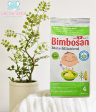 Load image into Gallery viewer, Bimbosan Swiss Organic Mais Milchbrei