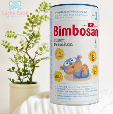 Bimbosan Swiss Super Premium Infant Formula Milk Stage 1