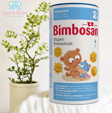 Bimbosan Swiss Super Premium Follow- On Infant Formula Milk Stage 2