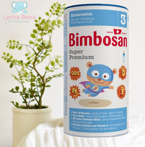Bimbosan Swiss Super Premium Toddler Formula Milk Stage 3