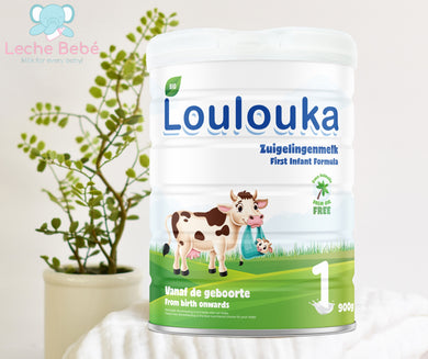 Loulouka Swiss Organic Infant Milk Formula Stage 1
