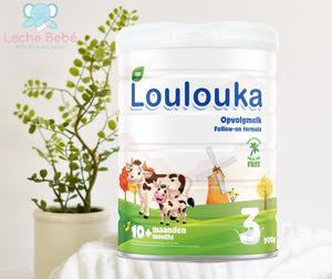Loulouka Swiss Organic Toddler Milk Formula Stage 3