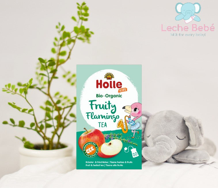 Holle Organic Kids Fruity Flamingo Tea